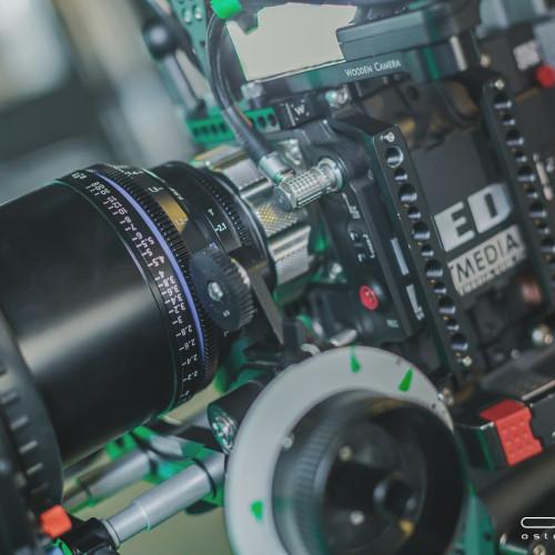 Profesjonalna kamera do ujęć w FULL HD