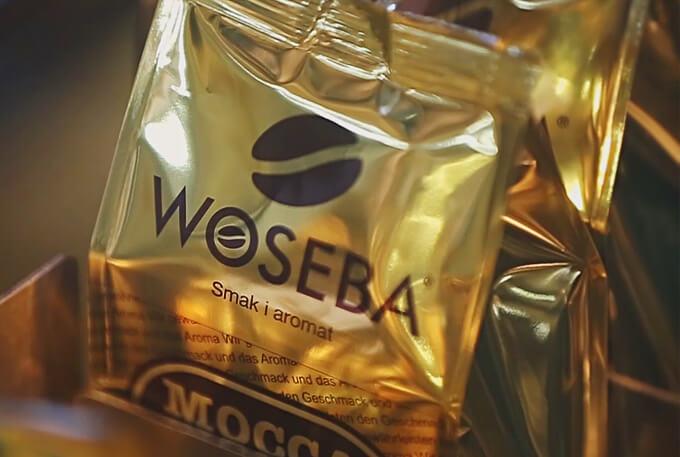 WOSEBA – Palarnia kawy