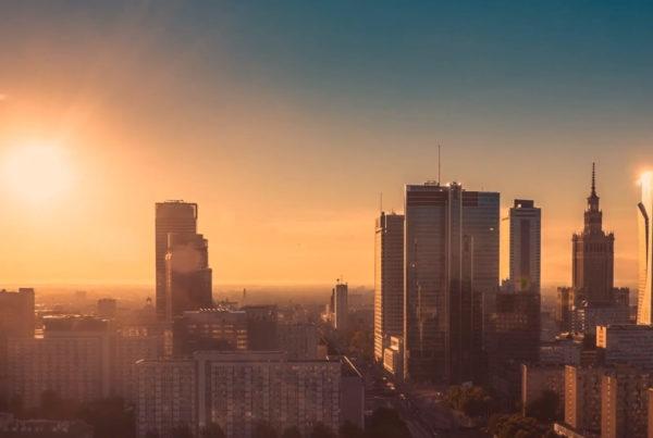 filmy promocyjne kręcone dronem Ostro-Video